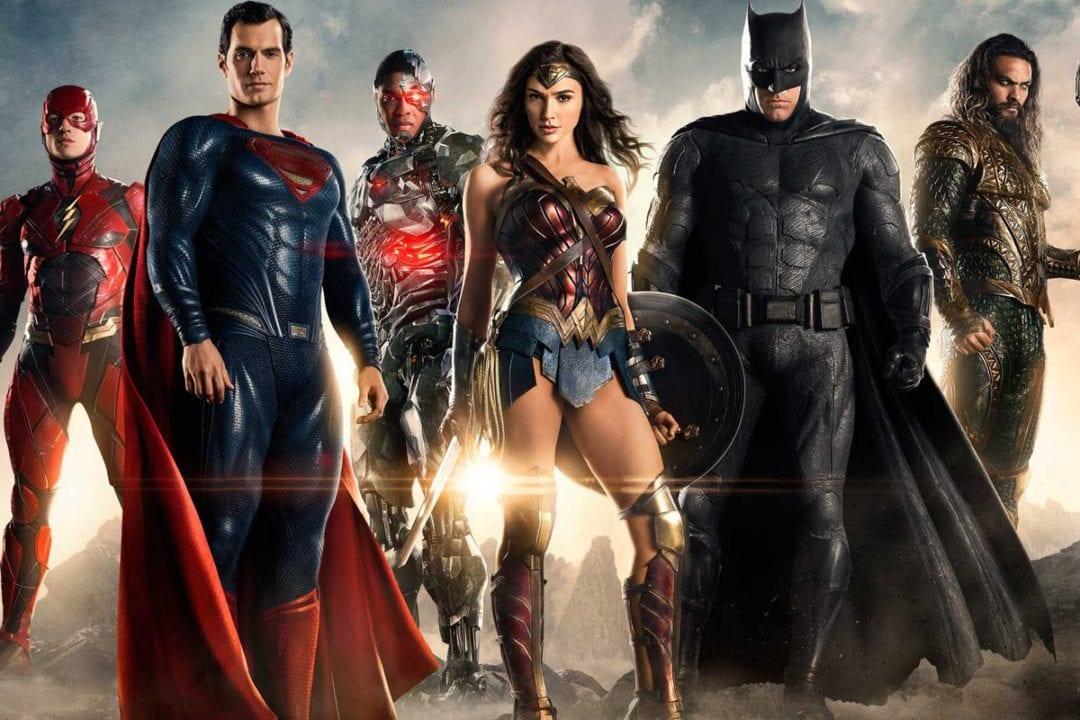 Justice League Snyder Cut Superman Michael B. Jordan