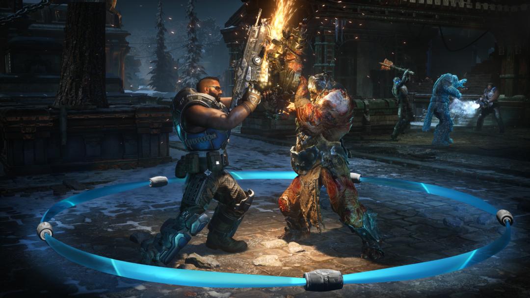 The Coalition Unveils Key Gears 5 Tech Test Details | Gears of War franchise