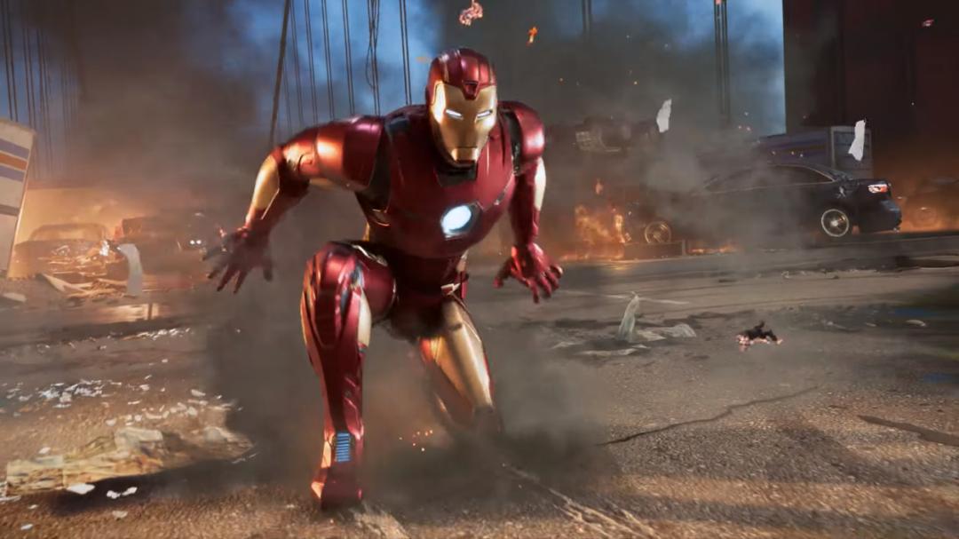 Marvel's Avengers, Square Enix, Crystal Dynamics, Eidos Montreal