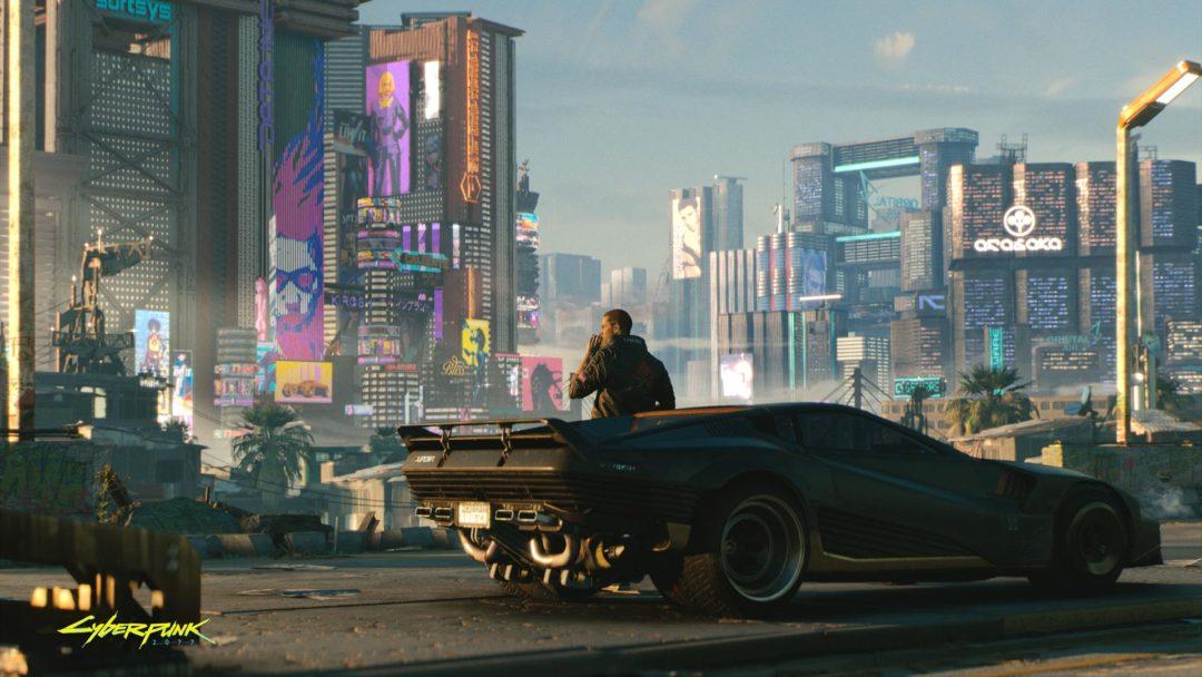 CD Projekt Red / Cyberpunk 2077 Treating Consoles as 'First-Class Platforms'