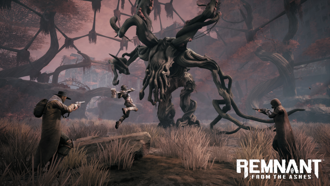 Remnant: From the Ashes Is Intuitive, User-Friendly and Deadly