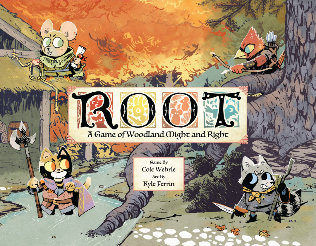 Play By Your Own Rules in Root, the Origins Tabletop Board Game of the Year