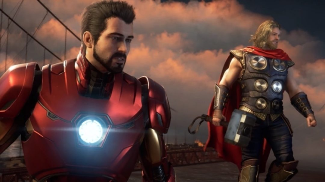 Marvel's Avengers New Gameplay Details Revealed at SDCC