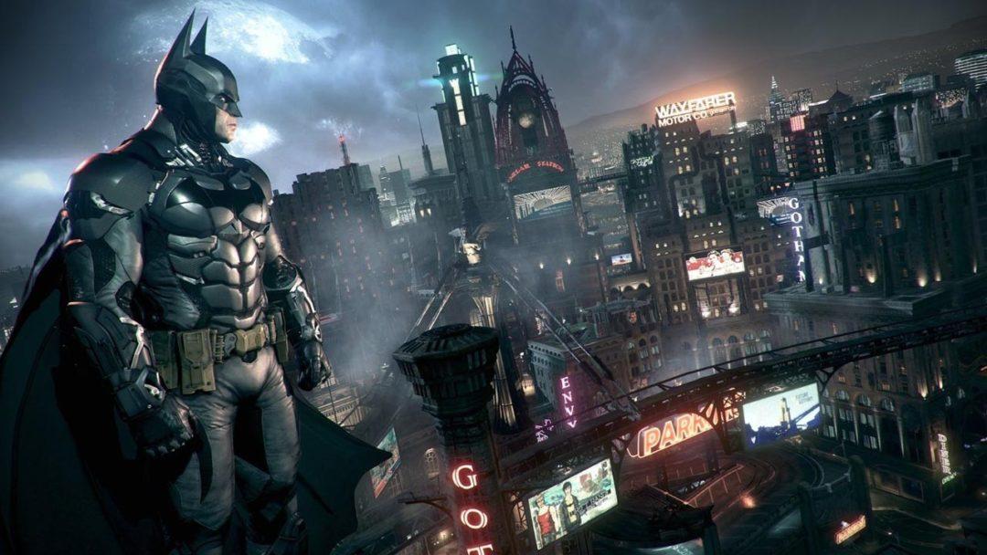 Batman: Arkham Collection from Rocksteady Studios