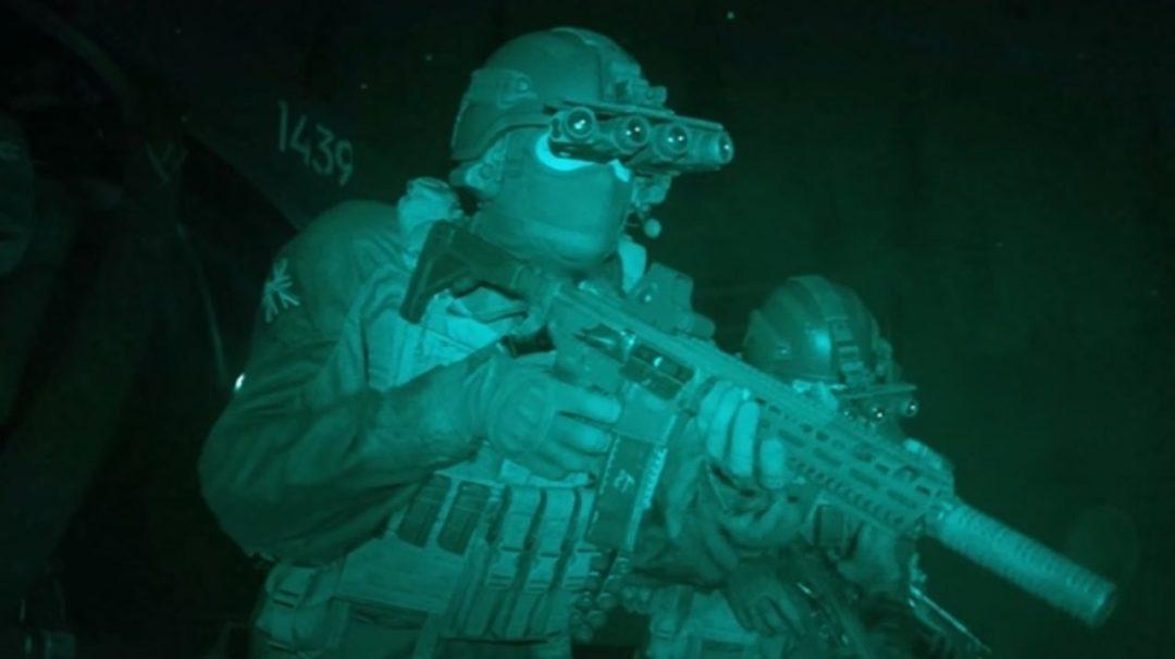 Call of Duty: Modern Warfare killstreaks