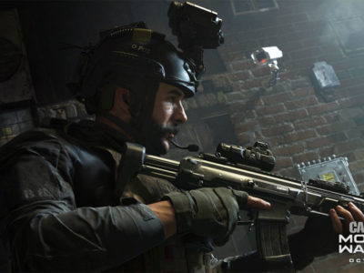 Call of Duty: Modern Warfare multiplayer gameplay reveal