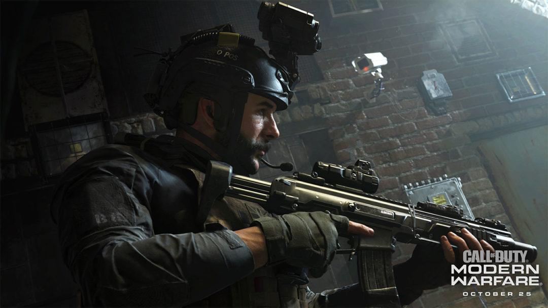Call of Duty: Modern Warfare multiplayer gameplay reveal