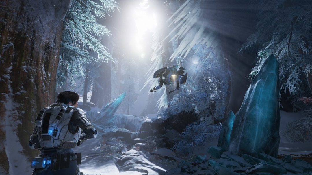 No smoking cigars in Gears 5, says The Coalition