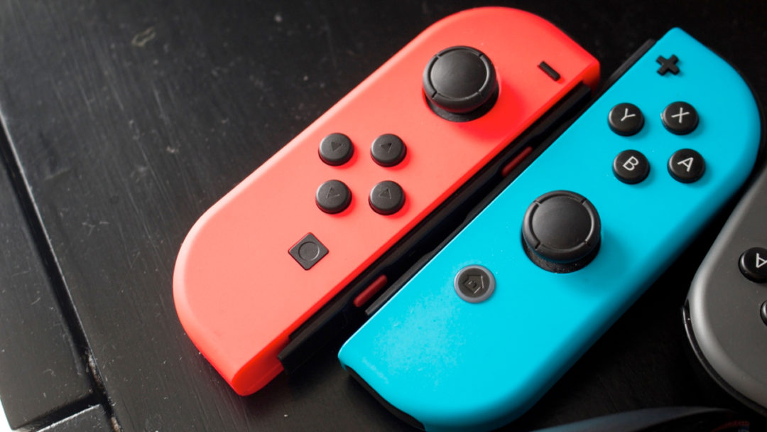 Switch Joy-Con repair refund Nintendo memo