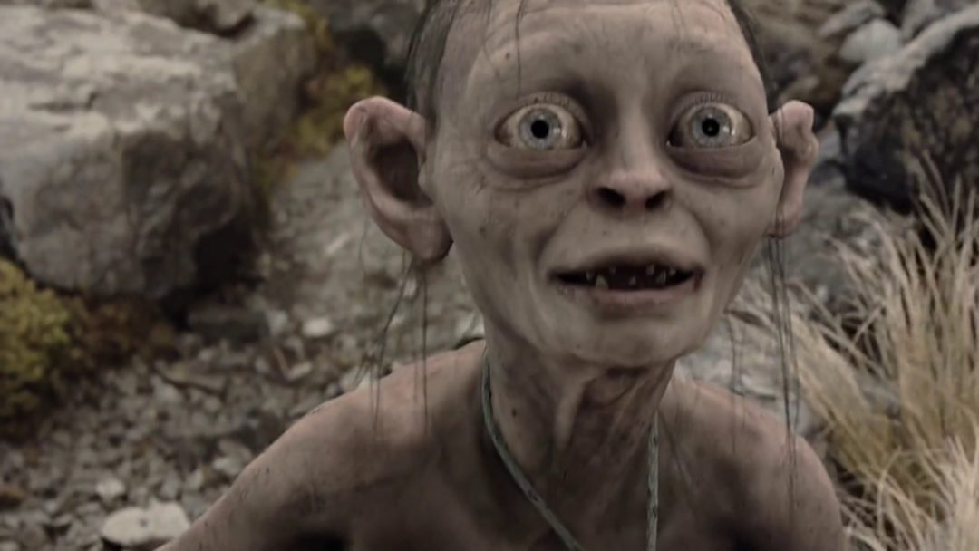 Gollum from The Lord of the Rings video game