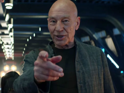 Star Trek: Picard SDCC trailer