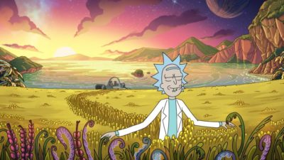 Rick and Morty Season 4 First Images Drop Ahead of Show's SDCC Panel
