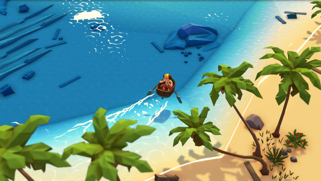 Stranded Sails: Explorers of the Cursed Islands interview Lemonbomb