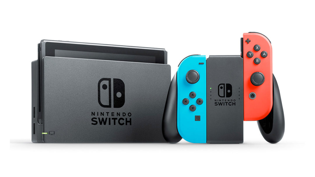 Nintendo Switch to Get Increased Battery Life, Jaunty New Joy-Con Colors