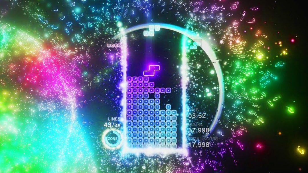 tetris effect, epic games store