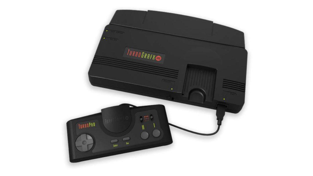 TurboGrafx-16 Mini Full Game Lineup Has 50 English & Japanese Titles