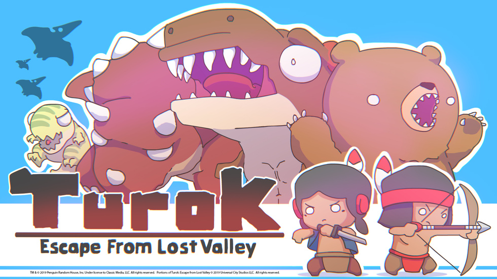 Turok: Escape from Lost Valley | Review in 3 Minutes