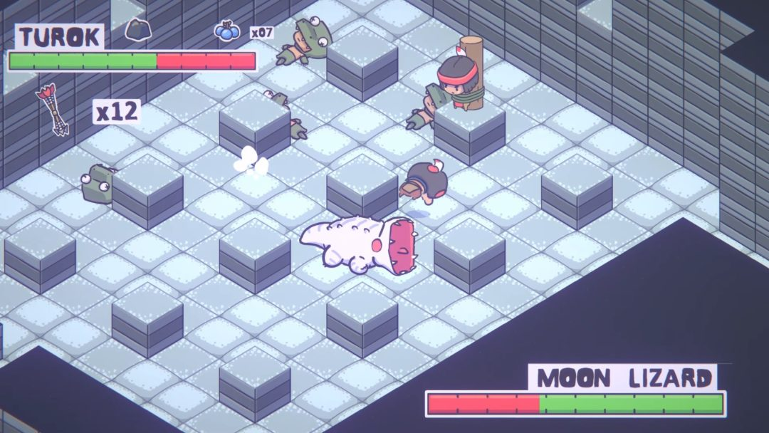 Turok: Escape from Lost Valley Pillow Pig Games interview