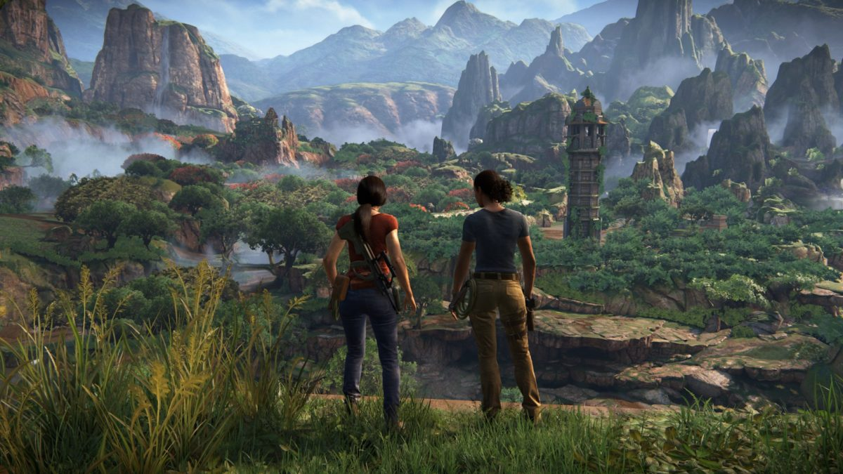 Viewing My Real Culture in a Digital World in Uncharted: The Lost Legacy