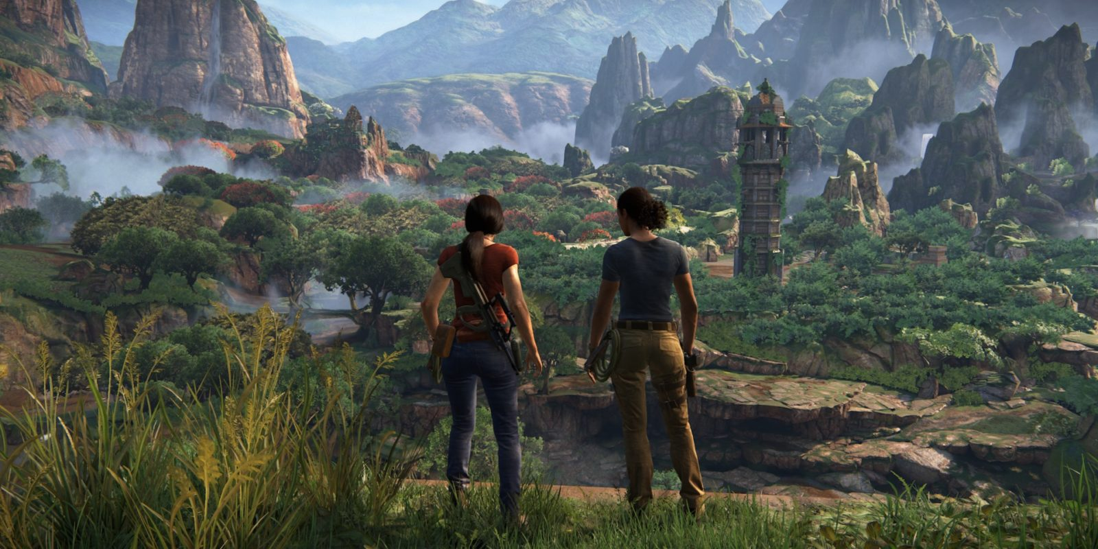 Viewing My Real Culture In A Digital World In Uncharted The Lost