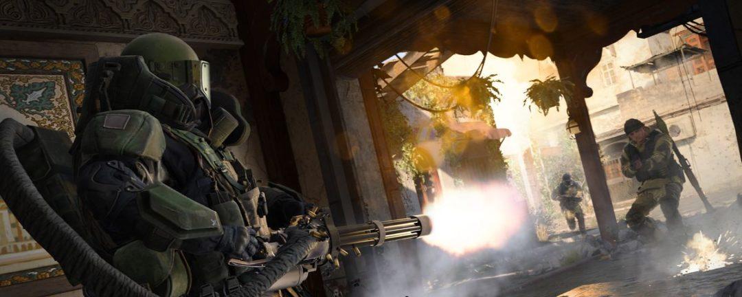 call of Duty: modern warfare multiplayer trailer open beta infinity ward