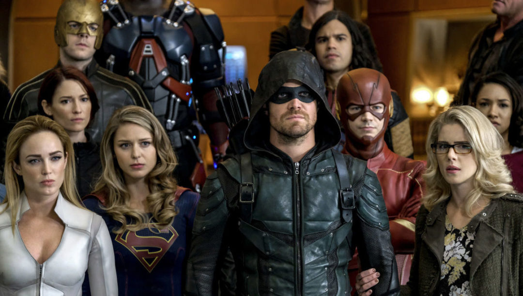 The CW Arrowverse gets a new show in 2020