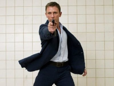 No Time to Die is Bond 25
