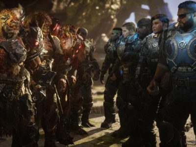 Gears 5, The Coalition, Escape, Gears of War