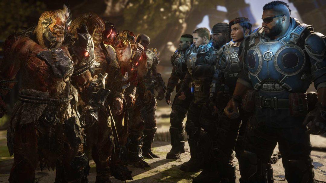 Gears 5, The Coalition, Escape, Gears of War