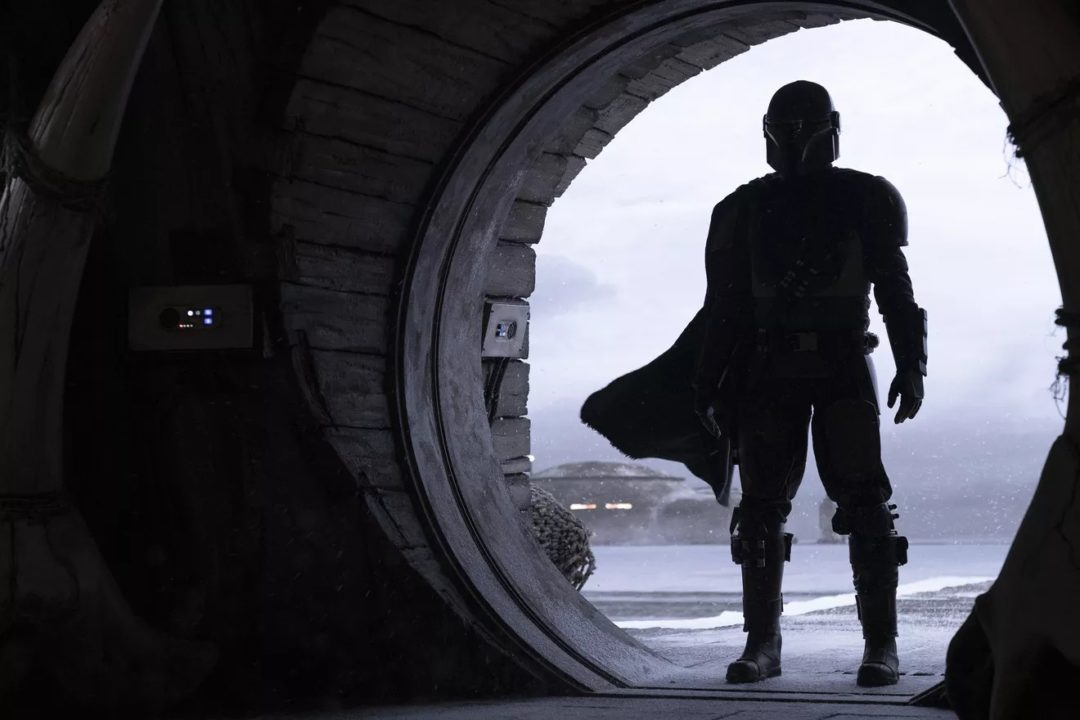 Star Wars: The Mandalorian footage sneak peek D23