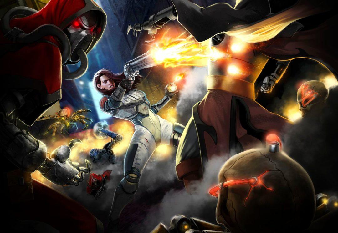 Ion Fury, Iron Maiden, 3D Realms, Voidpoint