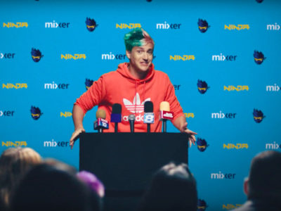 Ninja frustrated at Twitch, Twitch president apologizes