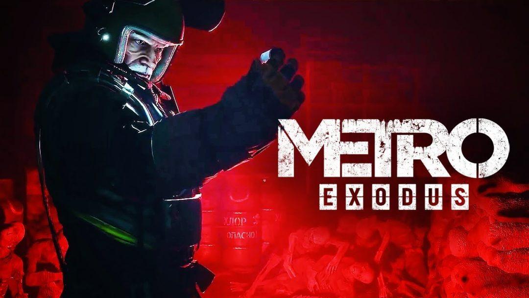 Metro Exodus: The Two Colonels, Gamescom