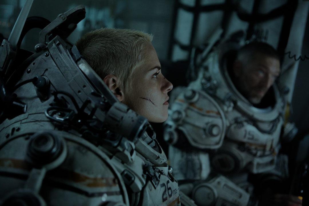 Underwater first trailer with Kristen Stewart