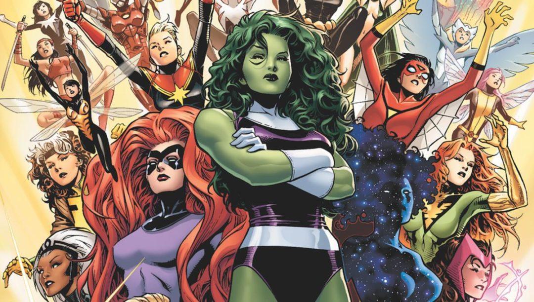 ABC Marvel new female superhero TV series