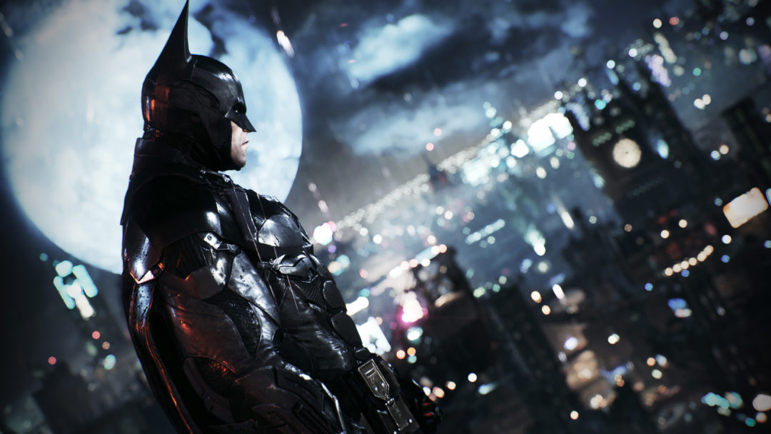 Alleged Concept Art for Canceled Batman Arkham Game Surfaces