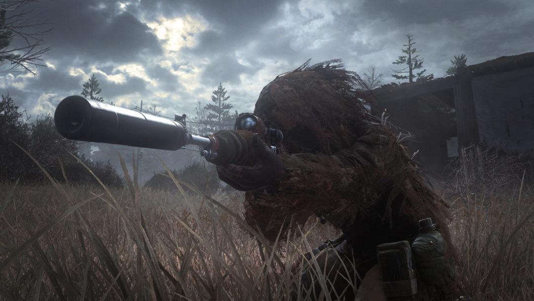 Call of Duty 4, Modern Warfare, Halo, Infinity Ward