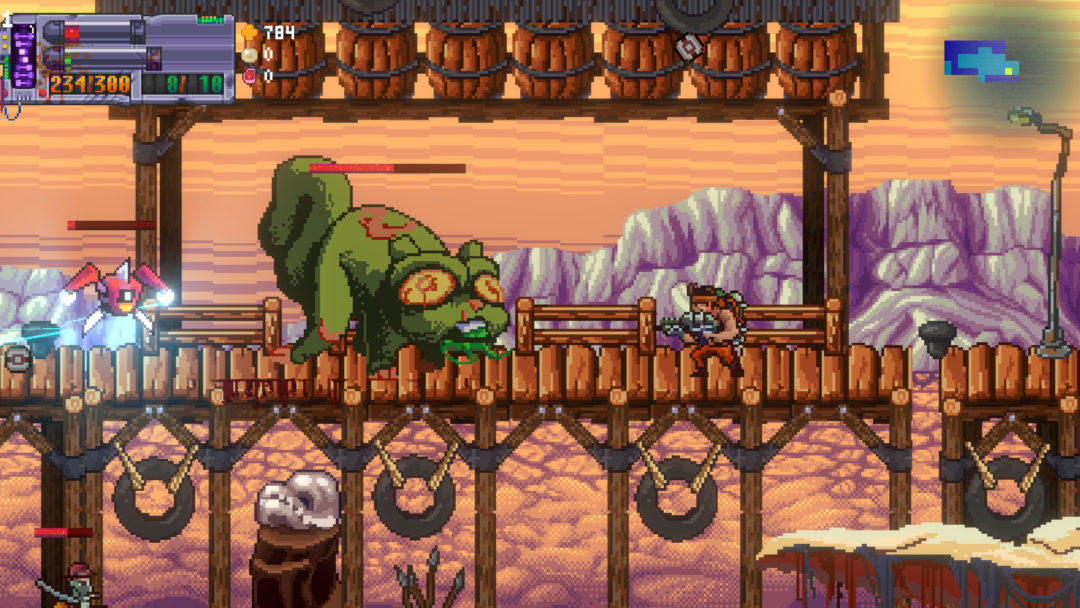 Bite the Bullets heads to Switch and Xbox One