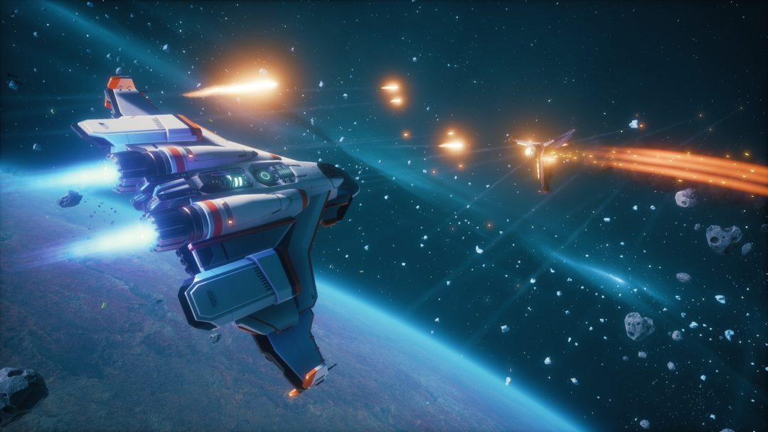 Everspace Studio Rockfish Games New Title to Be Unveiled at Gamescom
