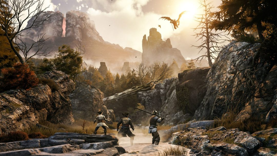 GreedFall to Feature 5 Companions, 4 Varied Romance Options, Including Same-Sex