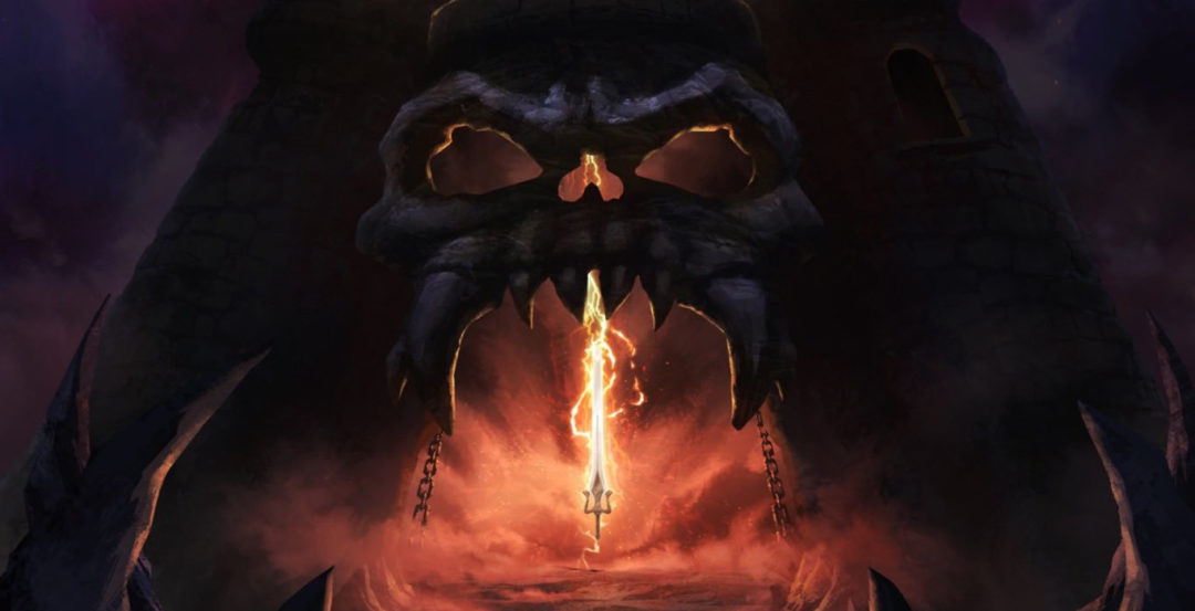 He-Man Netflix Power-Con: Masters of the Universe: Revelation
