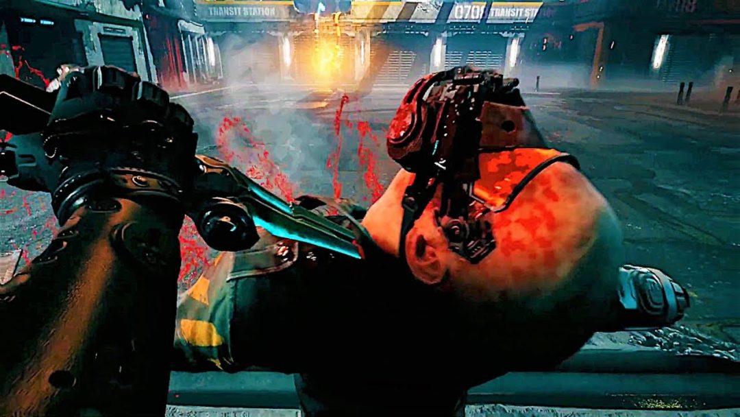 Ghostrunner, One More Level Games, Gamescom