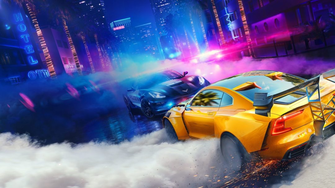 Need for Speed Heat EA Criterion ghost games ea gothenburg