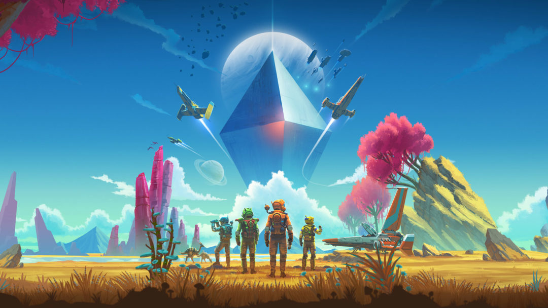 No Man's Sky: Beyond VR update August