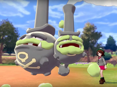 Pokémon Sword and Shield Getting Region-Specific Galar Forms