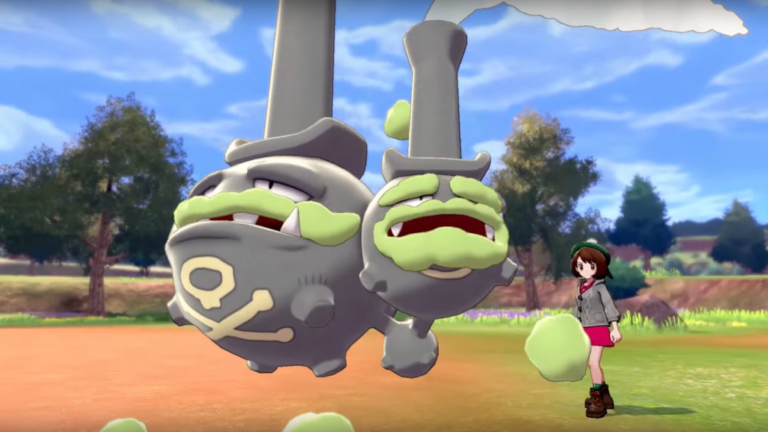 Pokémon Sword and Shield Getting Region-Specific Galar Forms