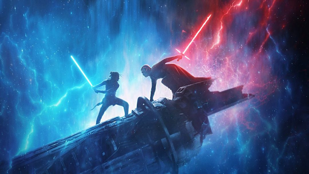 Star Wars: The Rise of Skywalker footage D23