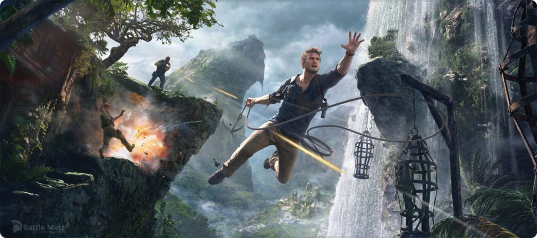 Uncharted masters of the universe, Sony, Tom Holland, Dan Trachtenberg