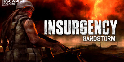 Insurgency Documentary - Sandstorm & the Future