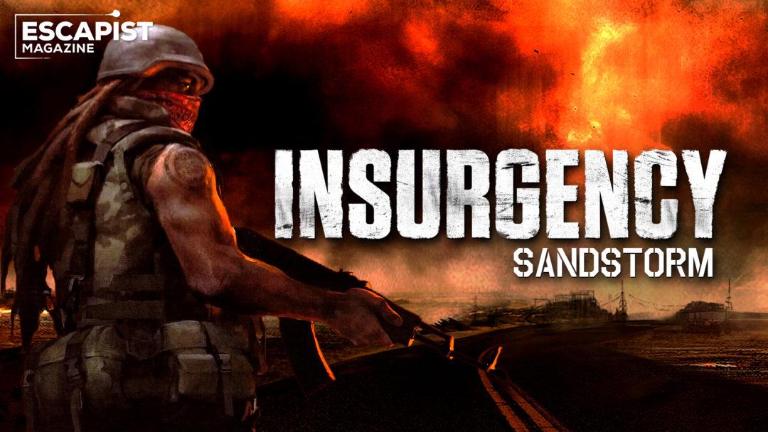 Insurgency Documentary - Sandstorm & the Future